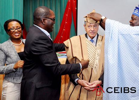 CEIBS Alumni Association Nigeria Chapter Launched
