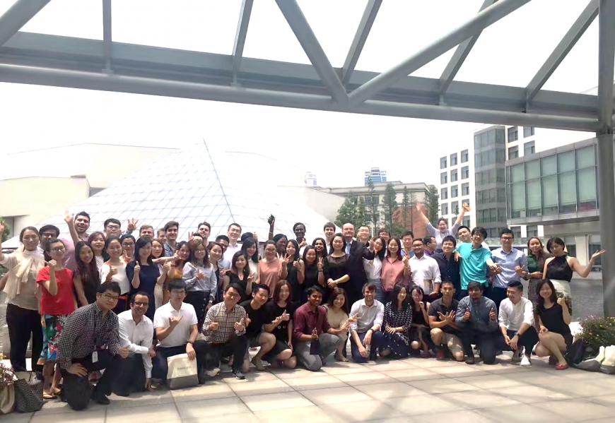 CEIBS Pre-MBA Summer Bootcamp